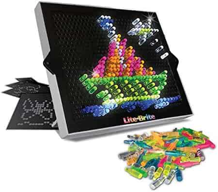Basic Fun Lite-Brite Ultimate Classic Toy, Gift for Girls and Boys, Ages 4+