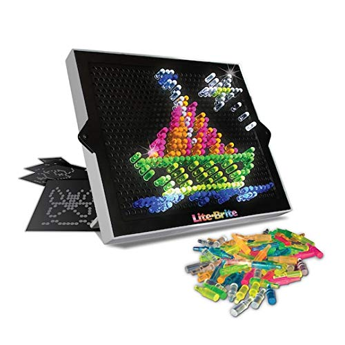 Basic Fun Lite-Brite Ultimate Classic Toy, Multicolor