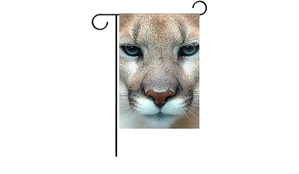JAYESH Bandera Wildlife Cougar de Bienvenida, de Invierno, para ...
