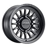 "Method Race Wheels 411 Matte Black 15x7"" 4x156"", 13mm offset 4.5"" Backspace, MR41157046543"