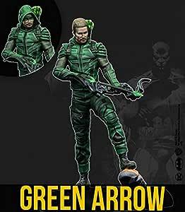 Knight Models Juego de Mesa - Miniaturas Resina DC Comics Superheroe - Batman - Green Arrow: Amazon.es: Juguetes y juegos