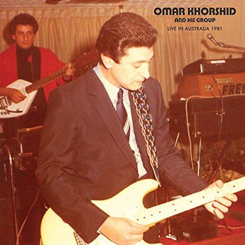 Live in Australia 1981