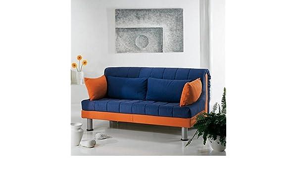 Sofá cama Selenia 1 plaza y media: Amazon.es: Hogar