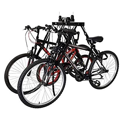 Amazon Com Garage Smart Multi Bike Lifter Motorized Bike Lift
