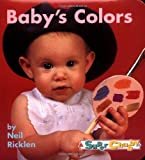 Baby's Colors, Neil Ricklen, 0689812396