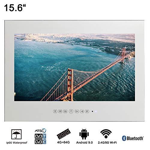 Soulaca 15.6″ Magic Smart Mirror Waterproof TV for Hotel Bathroom M156FA-AA