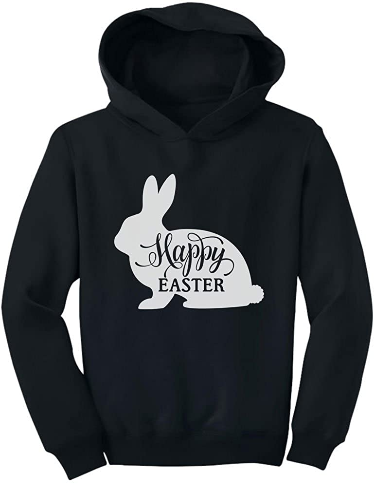 Tstars Happy Easter Cute Bunny Gift for Easter Toddler Hoodie