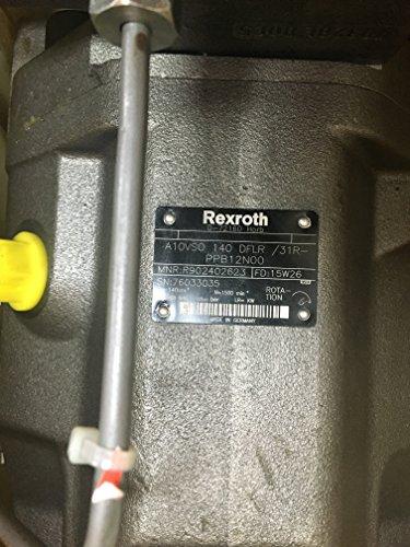Rexroth hydraulic pump A10VSO140 DFR1/31R PPB12N00 from Rexroth