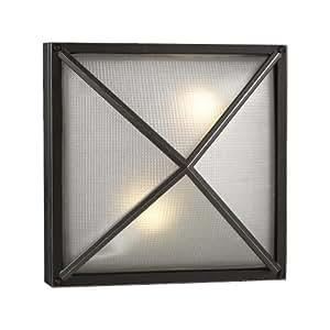 Danza Outdoor Light Fixture Fluorescent/Bronze