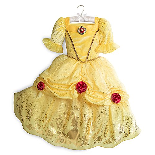 Disney Belle Costume for Kids Size 5/6 (Belle Costumes Disney)