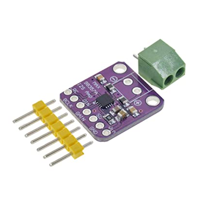 Amazon com: lzndeal MAX98357 I2S Audio Amplifier Board Amp