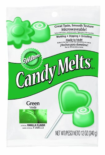 Wilton Candy Melts, 12-Ounce, Dark Green