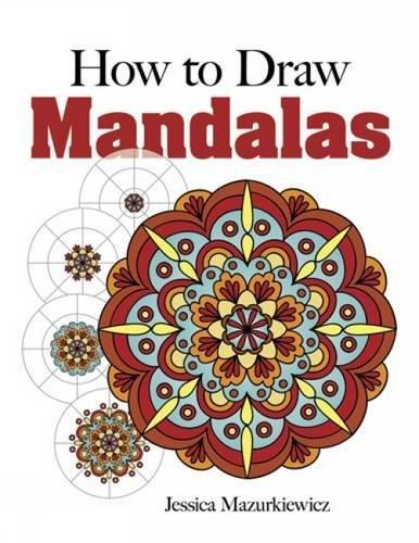 Create Mandalas Dover Instruction Anatomy product image