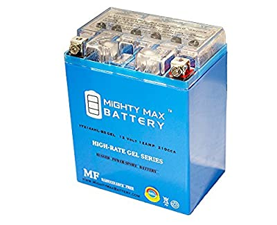 Mighty Max Battery 12V 12Ah Gel Battery for Suzuki 1200 GV1200GL Madura 1985-1986 brand product