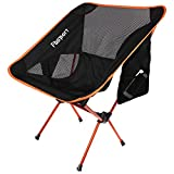 FBSPORT Camping Chair Portable Lightweight Folding Cackpacking Chair and Camping Table for Hiking Picnic Beach Camp Backpacking Outdoors