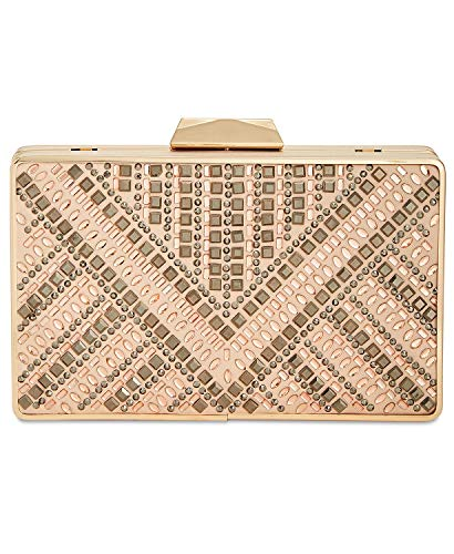 Evening Inc Clutch Concepts Rose Bag International Gold Marisoll Mini Box 8CgRwq8