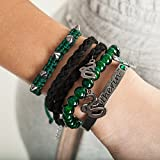 Harry Potter House Bracelet Gift Set (Slytherin)