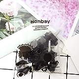 Honbay 8PCS M6x20mm Hand Knob Tightening Screw Knob