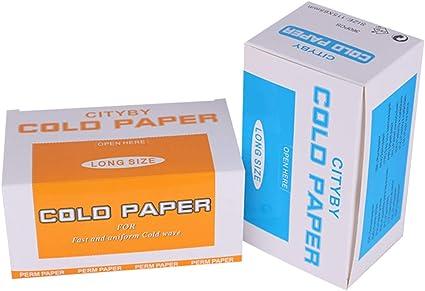 PIXNOR 2 Cajas de Papel de Permanente para El Cabello Salón ...
