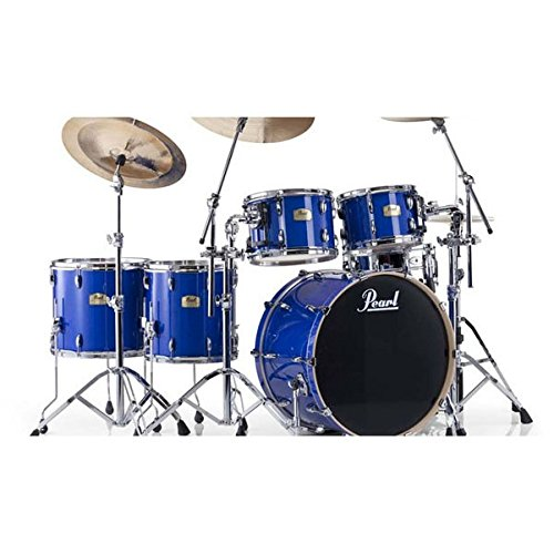 Pearl SSC924XUP/C Session Studio Classic 5-Piece Shell Pack - Sheer Blue