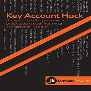 Key Account Hack Audiobook