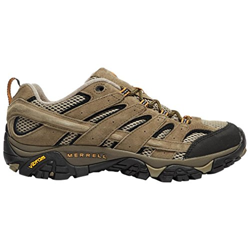Merrell Men's Moab Vent 2 Casual Sports Shoes 9 M UK/ 9.5 D(M) US Pecan - Sports Brands Uk