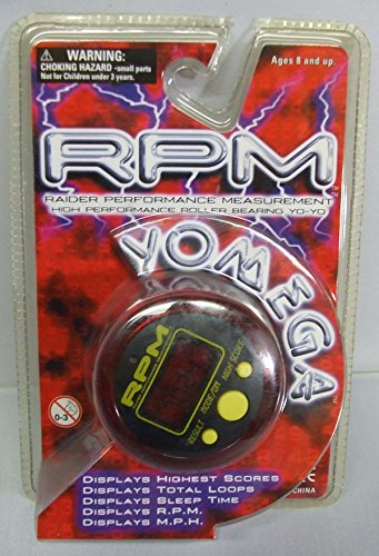 1999-yomega-rpm-high-performance-digital-display-yo-yo-nip