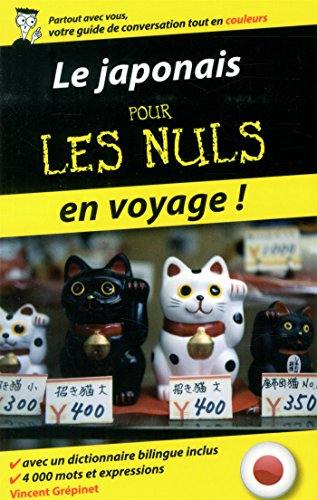 Livre Telecharger Le Japonais Pour Les Nuls En Voyage De Vincent