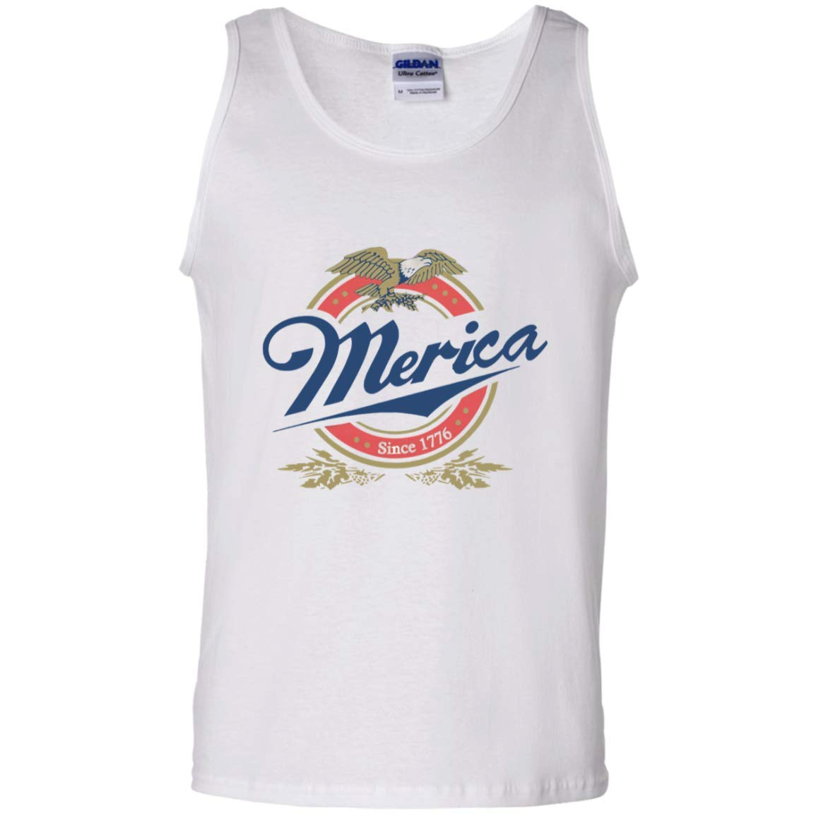 Merica Eagle Tank Top For American Since 1776 Shirts