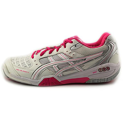 Asics Gel-Blade 4 Women US 7.5 White Running Shoe EU 39 savwr
