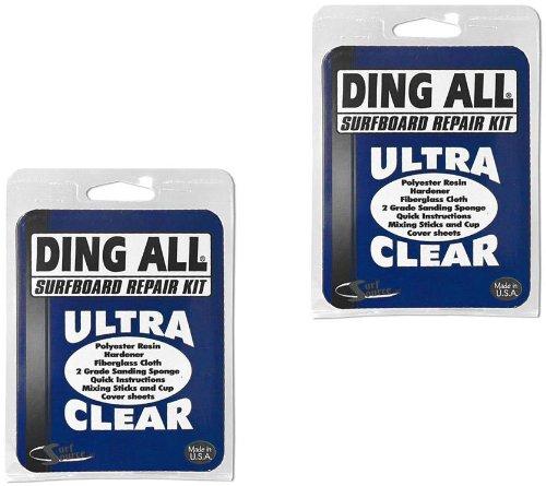Ding All Standard (polyester) Repair Kit- 2 Pack - Buy