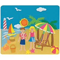 Felt Creations Fun in The Sun Felt Story Board