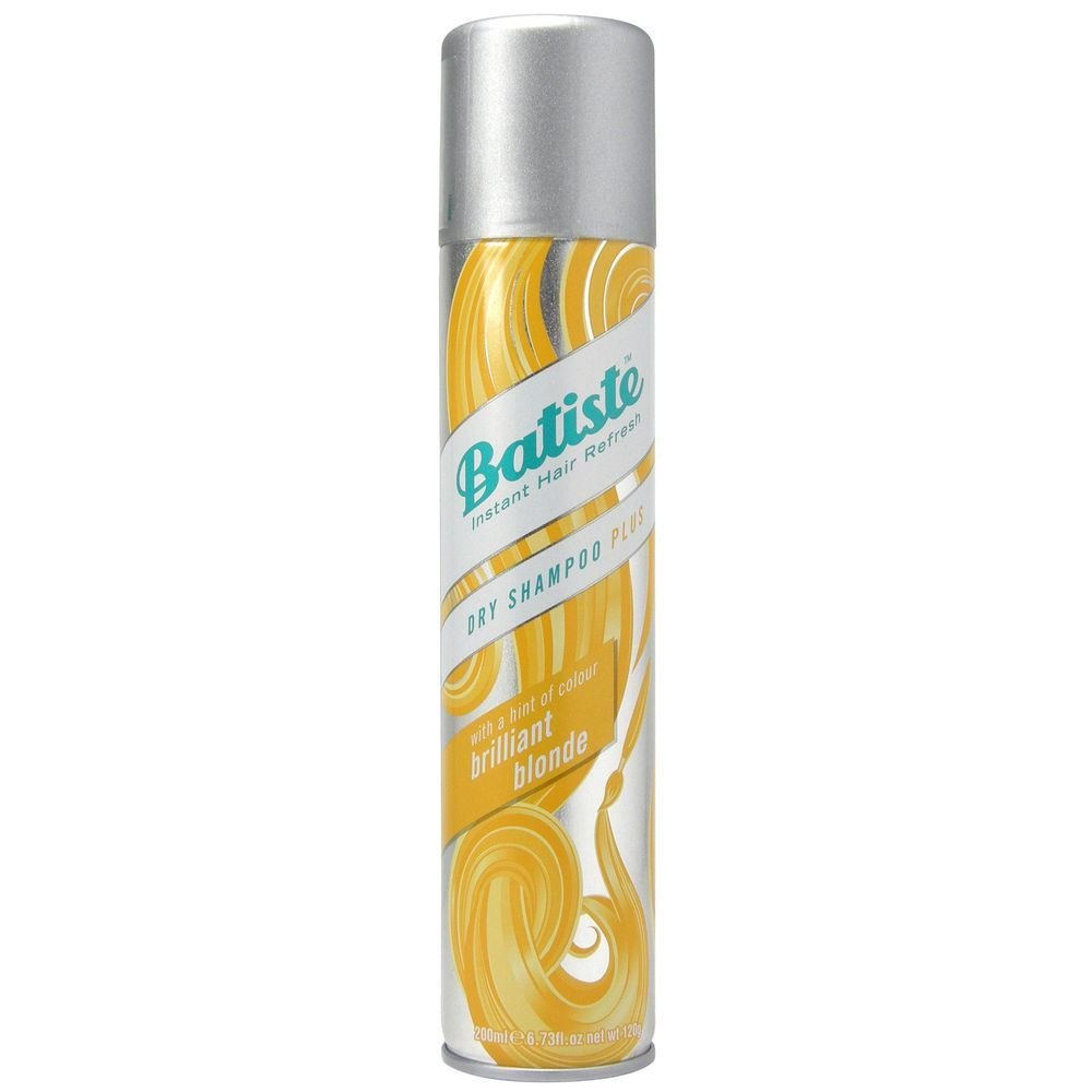 Batiste Dry Shampoo Plus, Brilliant Blonde 6.73 oz