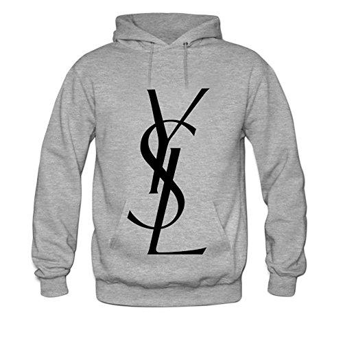 yves saint laurent Mens hoody Sweatshirt M - Laurent Yves Mens Saint Clothing