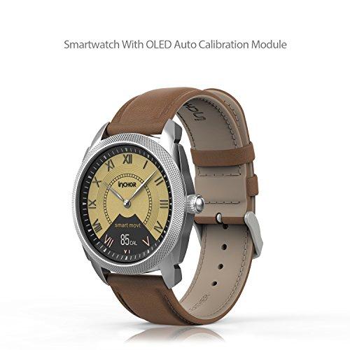 Ocamo Bluetooth 4.0 Waterproof Smart Watch Heart Rate Blood Pressure Monitor Sleep Fitness Tracker Pedometer Health Bracelet by Ocamo (Image #5)