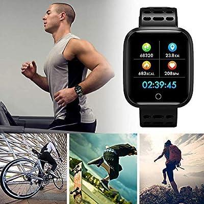 Azorex SmartWatch Multifunción Reloj Inteligente Redondo ...