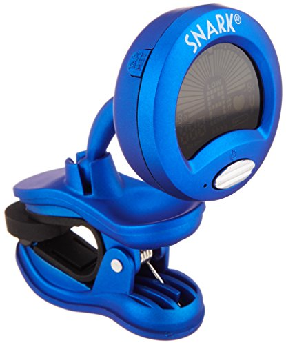 Snark SN1 Guitar Tuner (Blue) by Snark