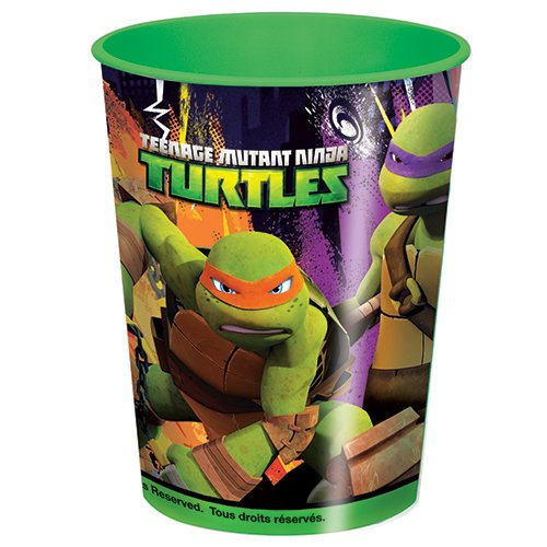 16oz Teenage Mutant Ninja Turtles Plastic Cup for $<!--$1.39-->