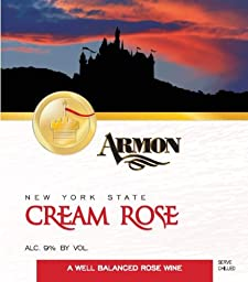 NV Armon Cream Rose New York Rosé 750 mL