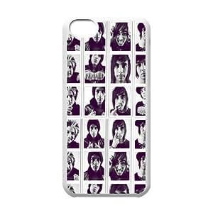 MMZ DIY PHONE CASEGators Florida USA Famous Band Pierce The Veil iphone 5/5s Hard Plastic Phone Case