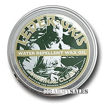 c8c008df0ef4 Altberg Leder-Gris Clear Waterproof Boot Wax   Oil For Leather Boots 40g  Tin from Army Sales by Altberg Leder Gris  Amazon.co.uk  Sports   Outdoors