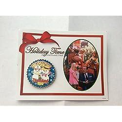 Holiday Time At Disneyland Park Tour 2012 Spinner Pin