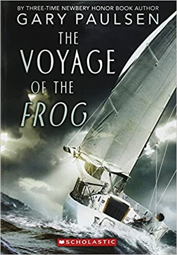 Amazon.com: The Voyage Of The Frog (Apple signature ...