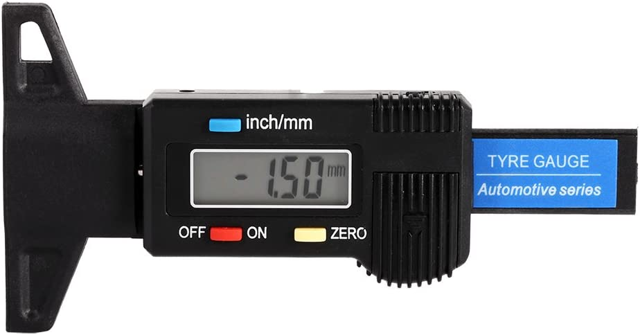 Range 0-25.4mm//inch Gauge High Precision Digital Dial Indic 0.01mm//0.0005Inch US