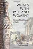 What's with Paul and Women?, Zens Jon, 0976522292