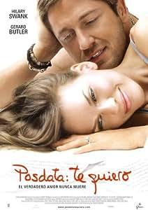 Postdata: Te quiero (Blu-Ray) [Blu-ray]