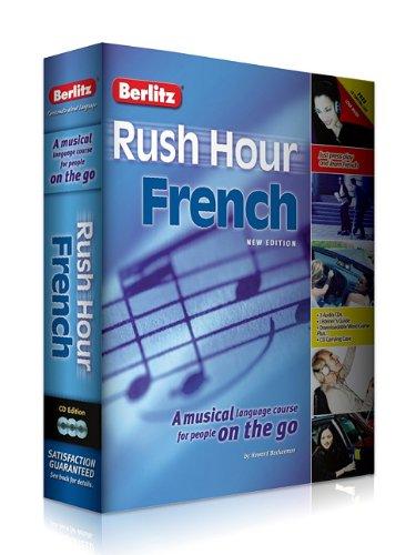 Berlitz Rush Hour French Howard Beckerman 9789812462725 Amazon