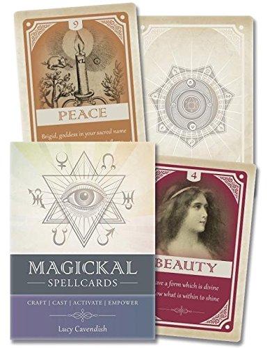 (Magickal Spellcards: Craft - Cast - Activate - Empower)