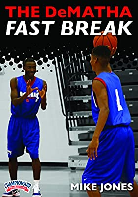Championship Productions Mike Jones: The DeMatha Fast Break DVD