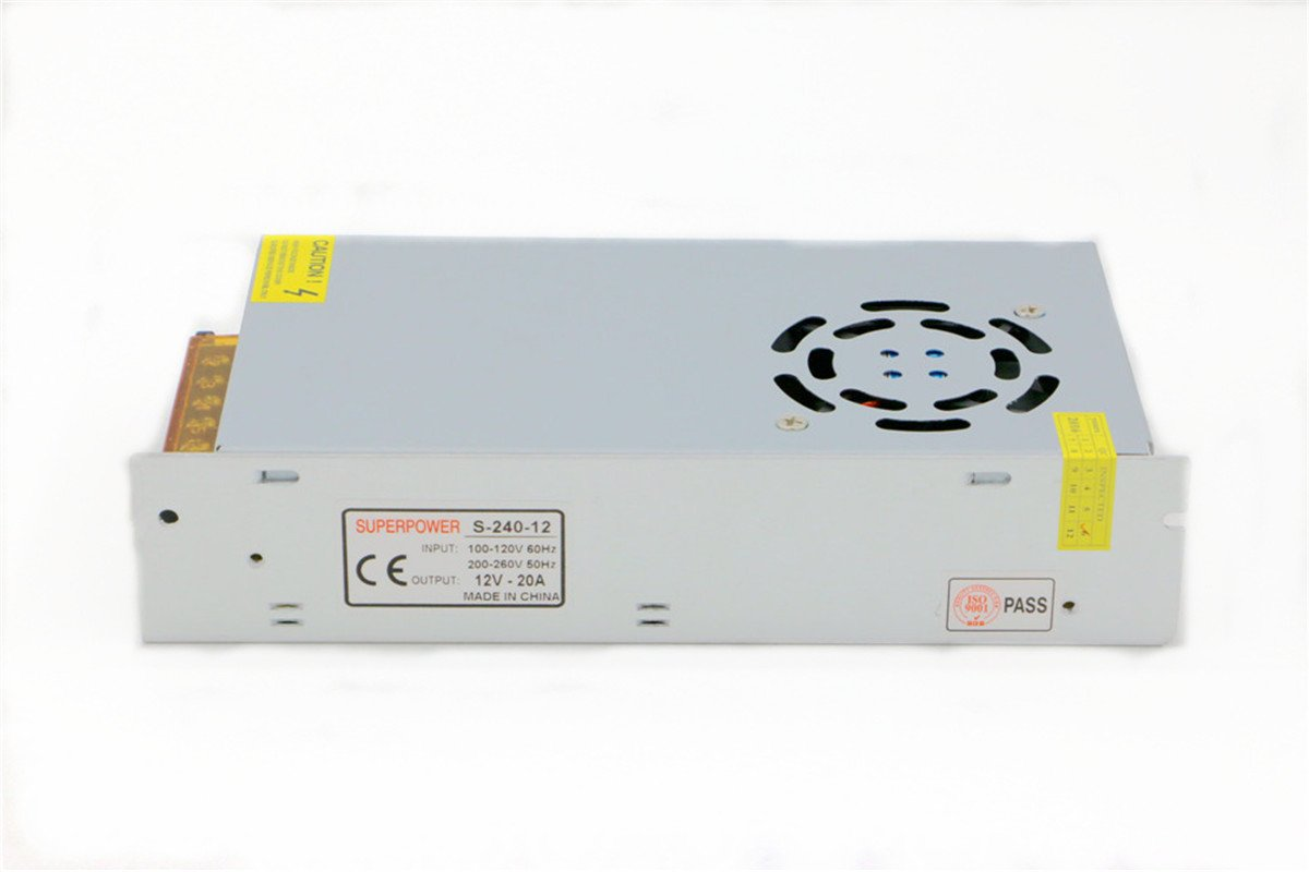Universal Switching Power Supply Regulated Transformer Short Circuit Protectors On Smps And Over Current Protection Ac100 260v Dc12v